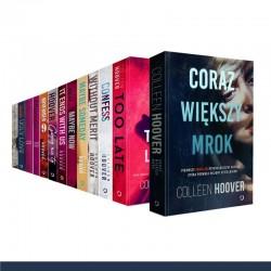 HOOVER BOX - 13 książek...